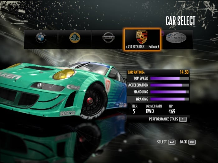Need for speed shift download.
