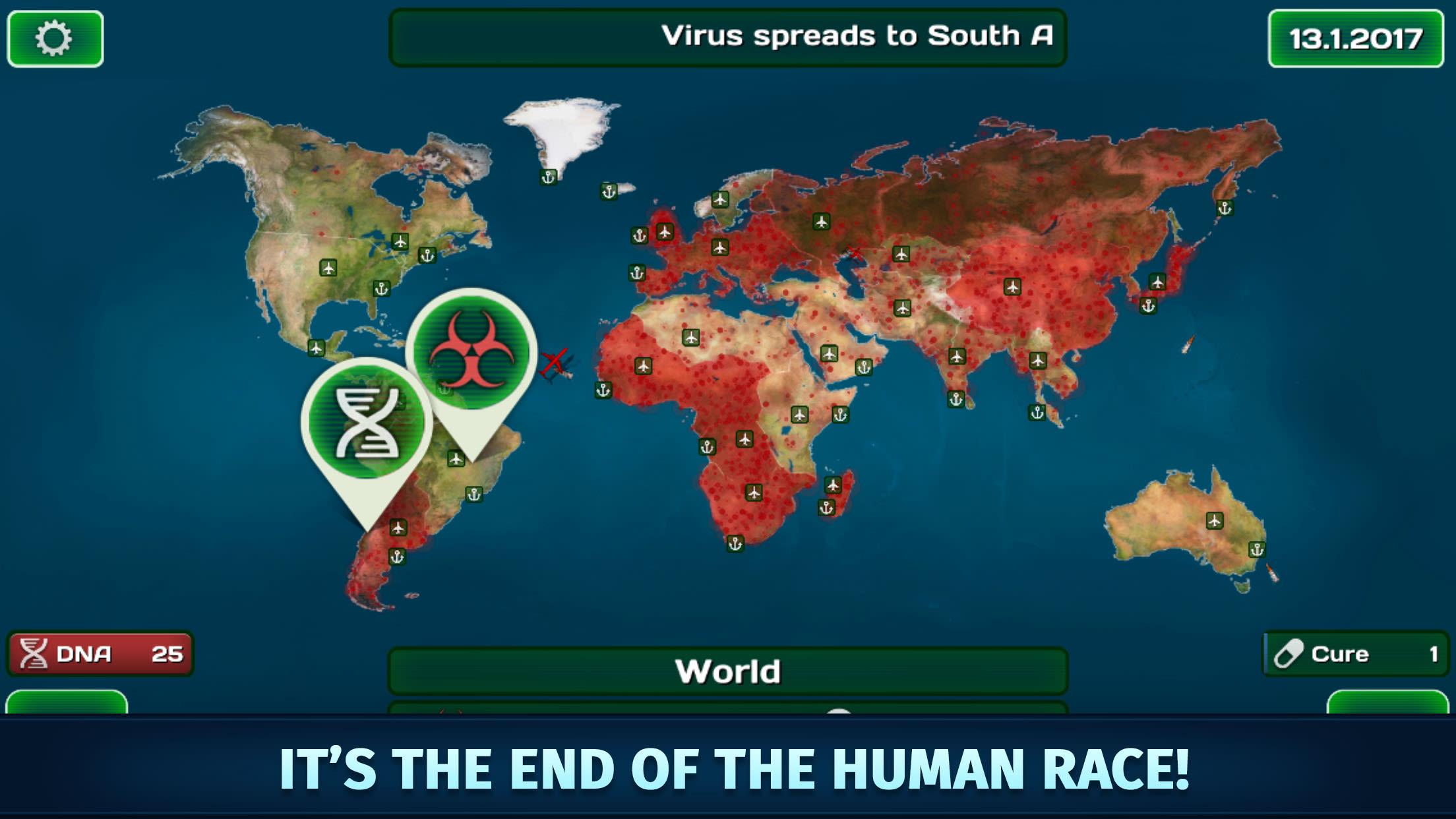 Virus Plague