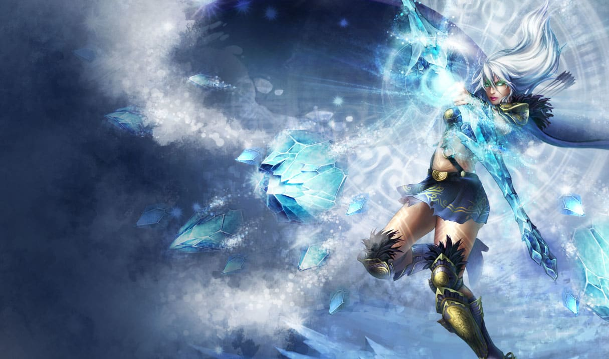 League of Legends HD Wallpaper Pack