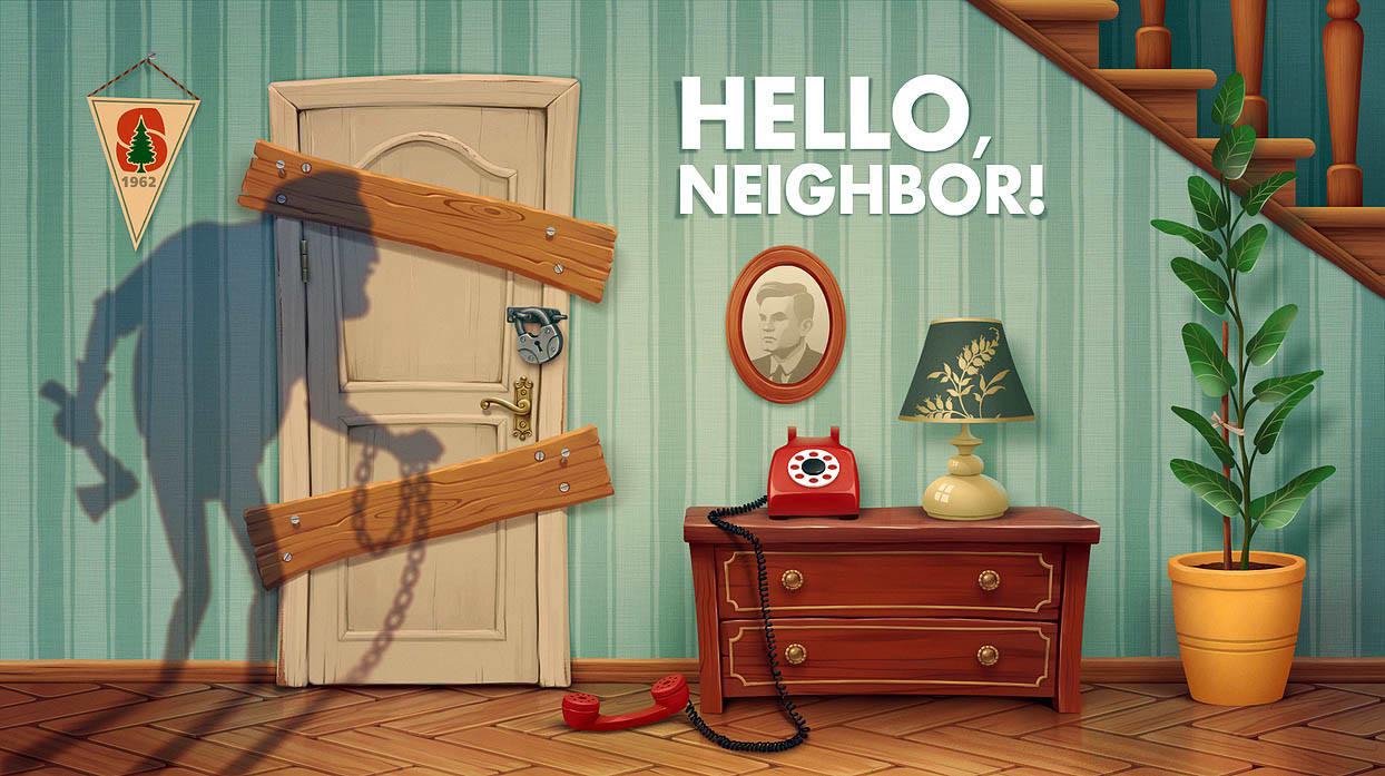 Resultado de imagen para hello neighbor
