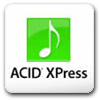 Sony ACID XPress
