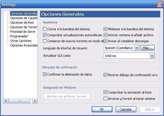 uTorrent Pack de langues