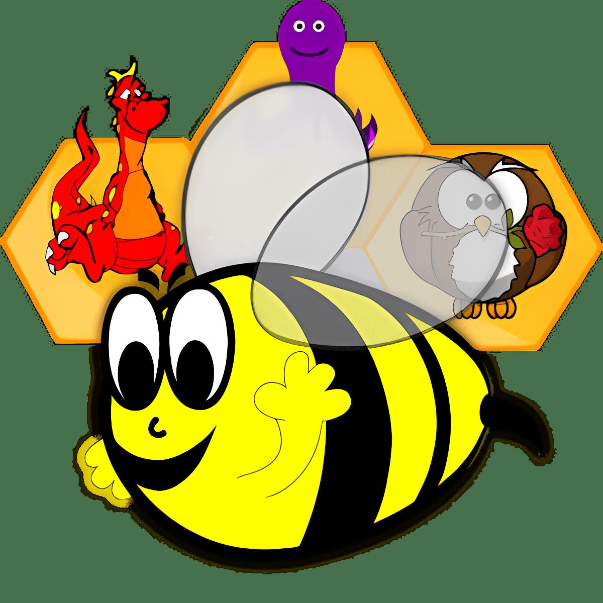 Kids Puzzle Bee