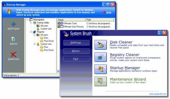 System Brush