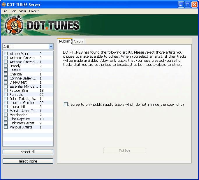 DOT-TUNES