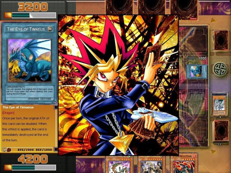 has yu gi oh power of chaos legend reborn