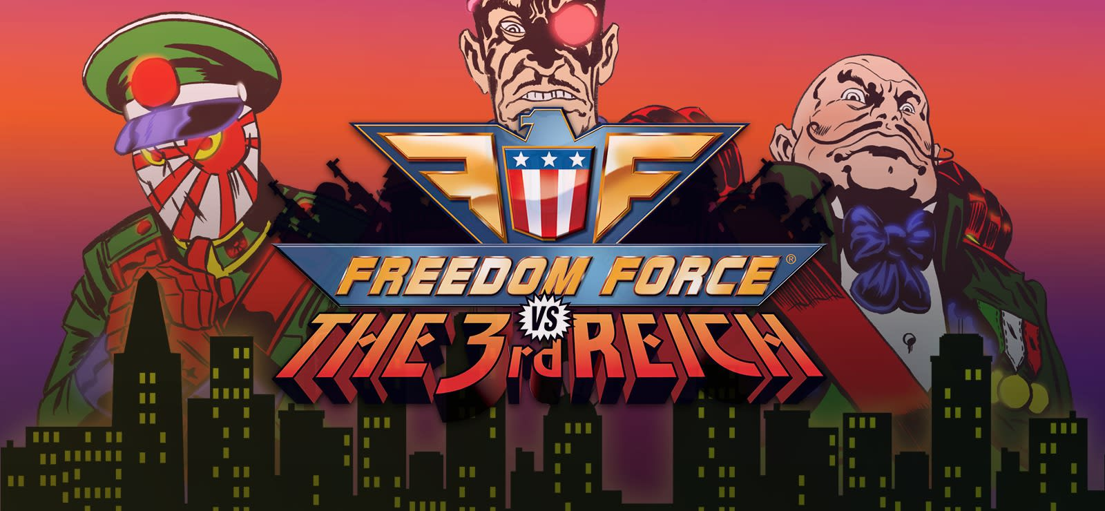 Freedom Force Vs. The 3Rd Reich varies-with-device