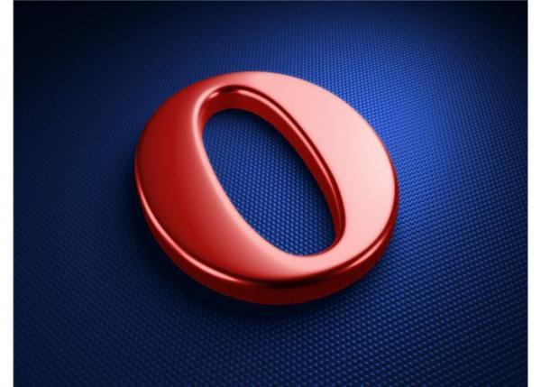 Opera Red ob Blue