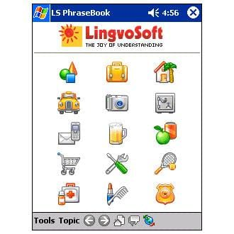 LingvoSoft Spanish-French PhraseBook 2006