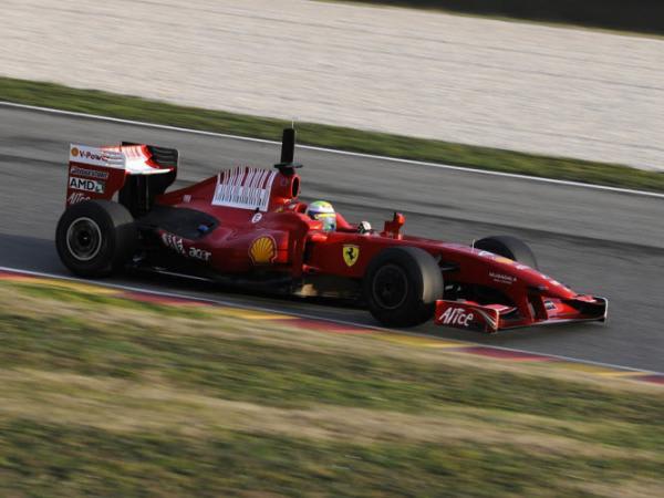 Ferrari F60 Wallpaper