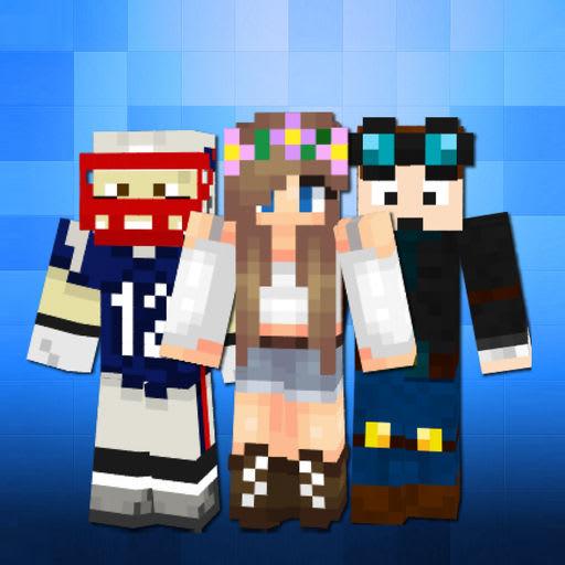 Skins for Minecraft - PE Skins 1.2