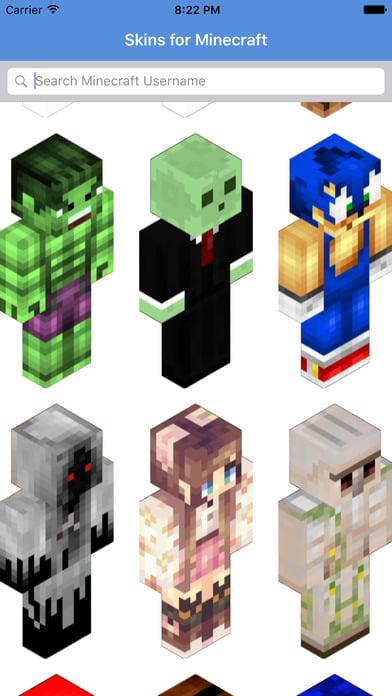 Skins for Minecraft - PE Skins