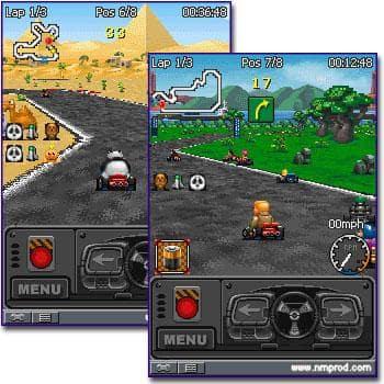 MGS Karting (UIQ)
