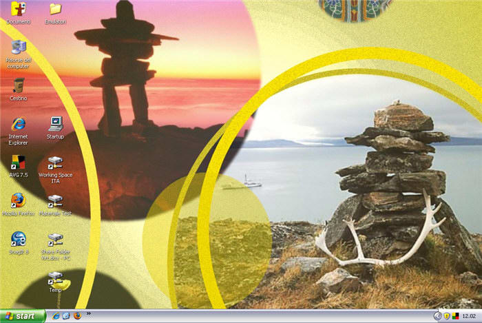Microsoft Windows Nunavut Theme