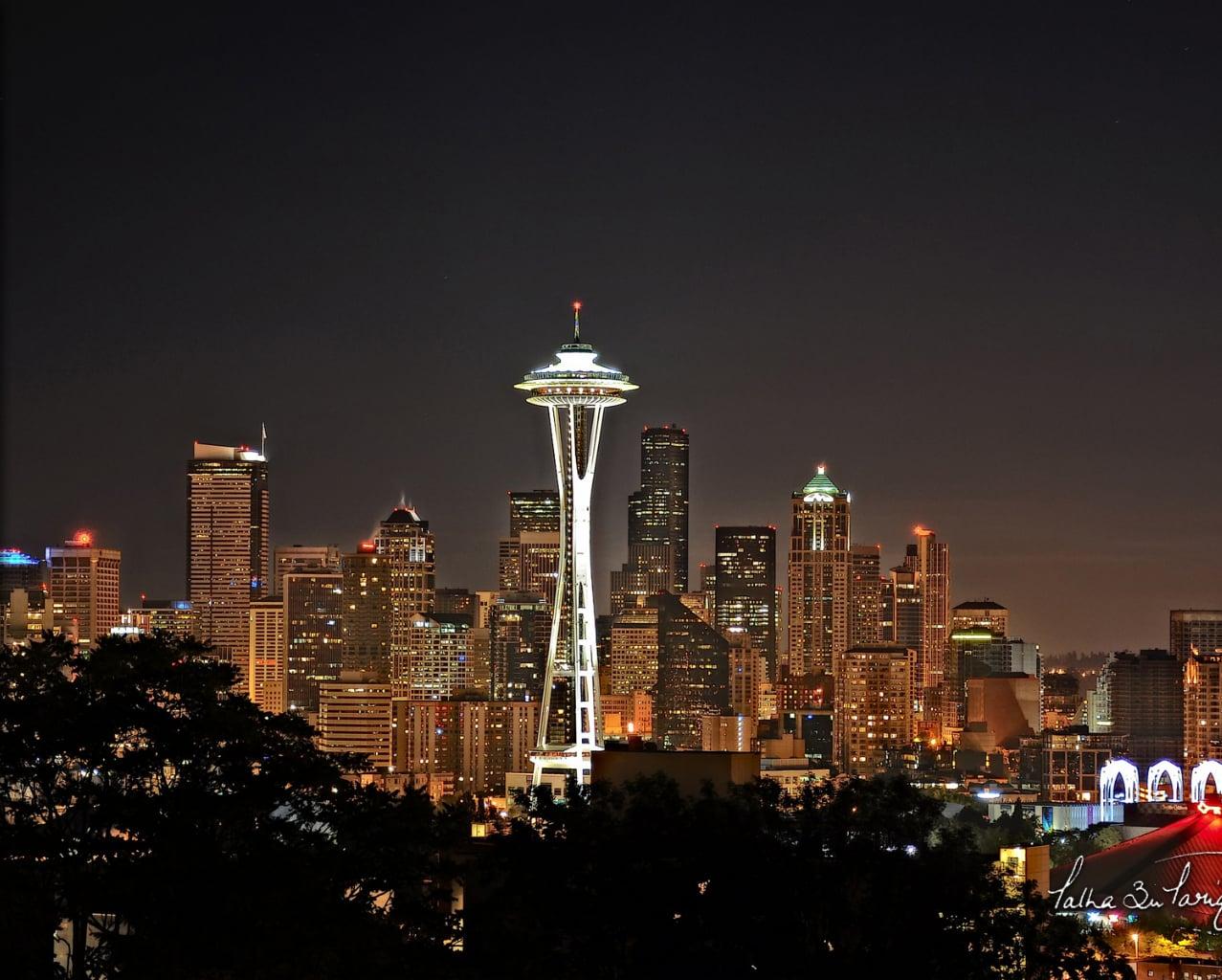 Tema Luzes da Cidade (City Lights)