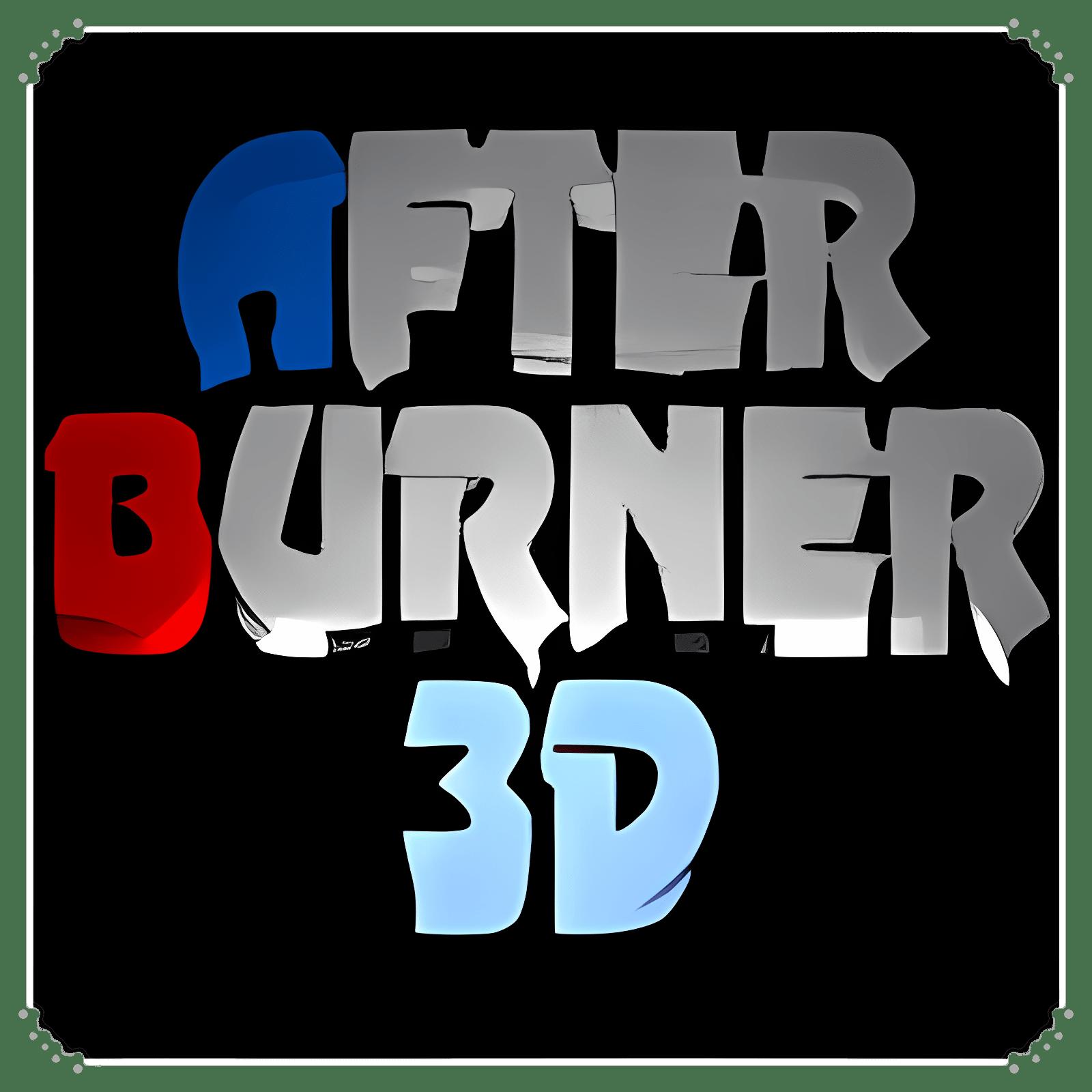 After Burner 3D 1.0
