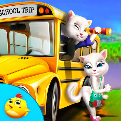 My Little Kitty School Trip