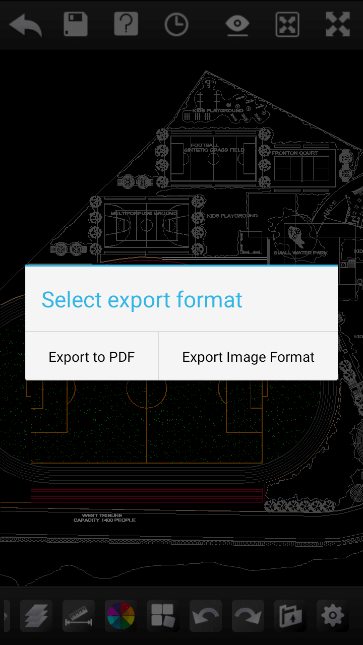 Cad View dwg fastview pro cad viewer for android