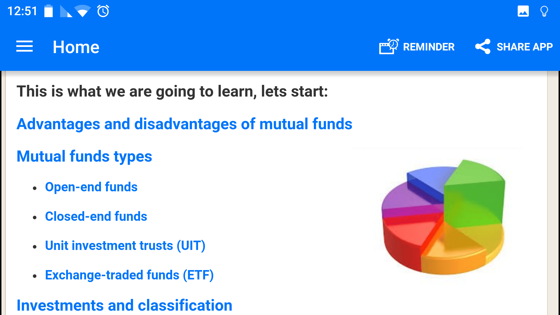 Understanding Mutual Funds