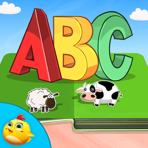 Kids ABC Numbers Pop Up Book