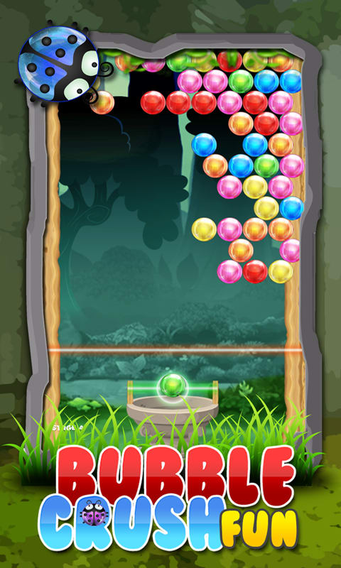 Bubble Crush Fun-Bubblesshooter