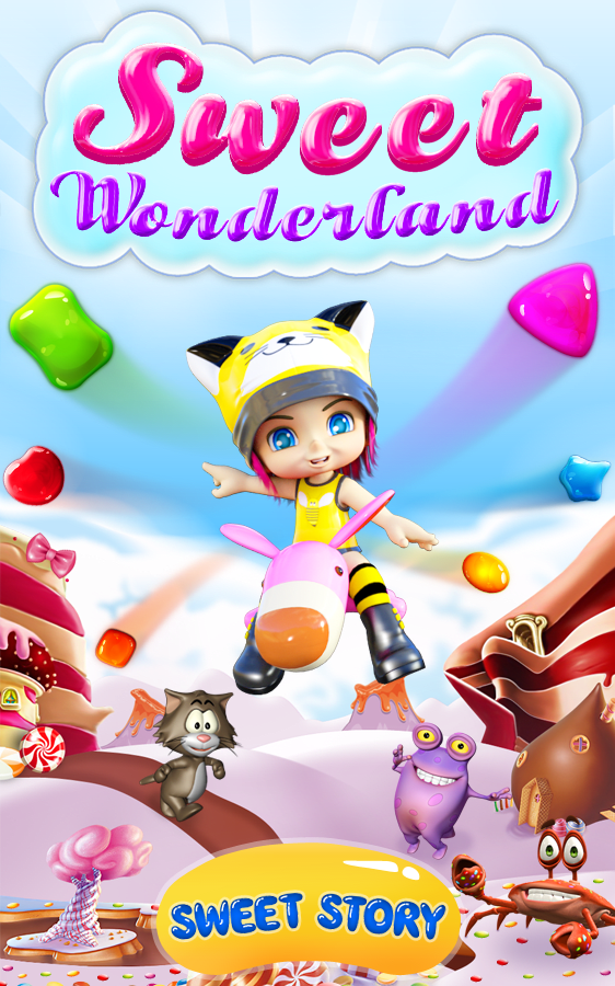 Sweet Wonderland