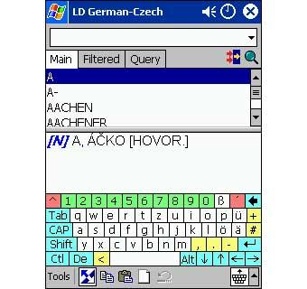 LingvoSoft Dictionary 2007 Deutsch-Slowakisch