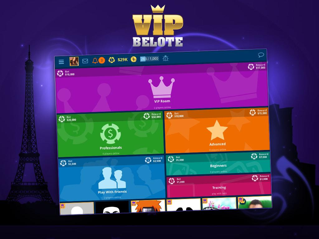VIP Belote
