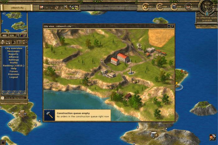 Grepolis Online - Grepolis us maps