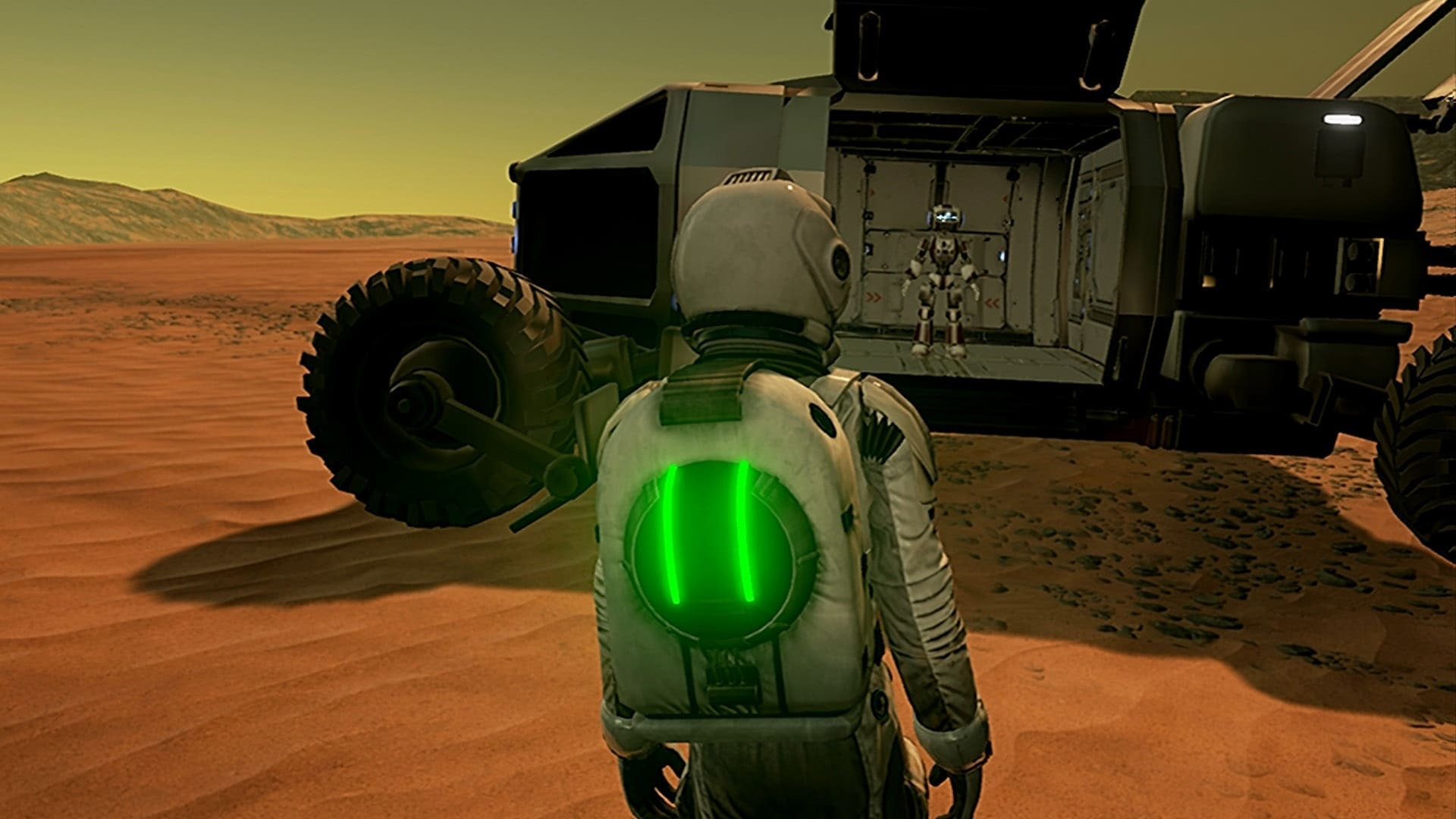 Unearthing Mars PS VR PS4