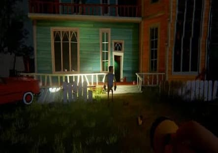 Simulator Of Hello Neighbor