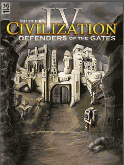 Sid Meier's Civilization IV Defenders of the Gates 1.4.4 (Java)