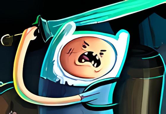 Adventure Time: Finn and Bones
