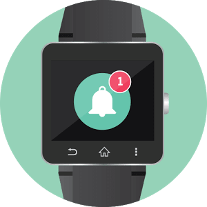 Notifications for Smartwatch 2 2.1.26