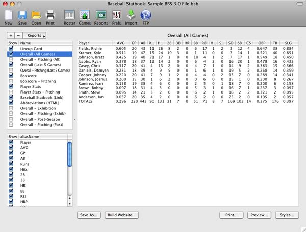 Statbook For Mac - Download