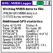 NMEA Logger