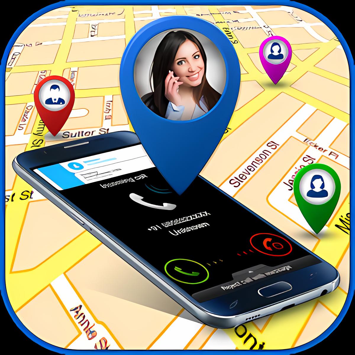 Mobile Caller Number Location Tracker