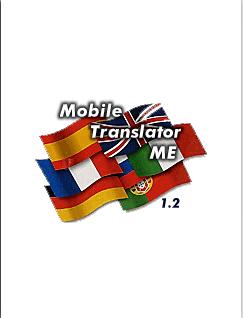 Mobile Translator ME Inglês/Português 1.2
