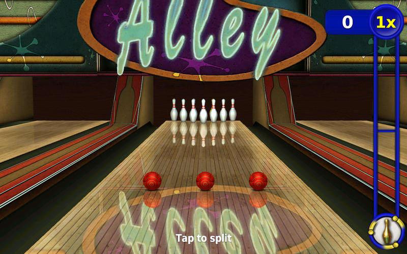 Gutterball - Golden Pin Bowling FREE