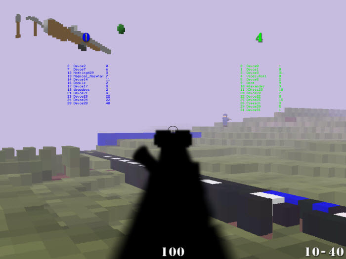Build and Shoot • Download
