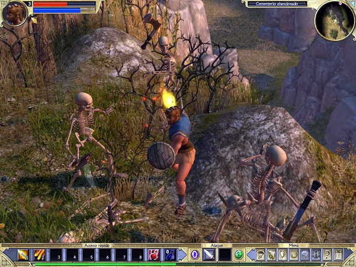 Download 1 game quest titan full link