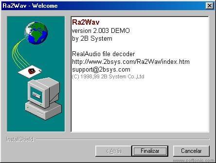 Ra2Wav