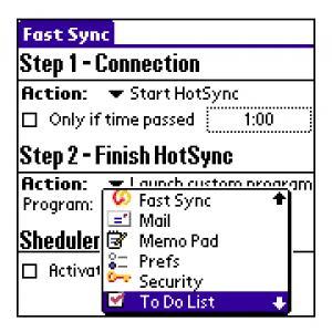 Fast Sync