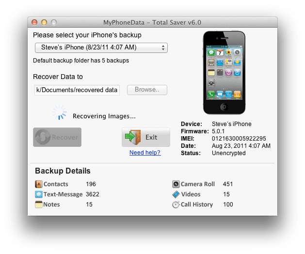 Total Saver for Mac