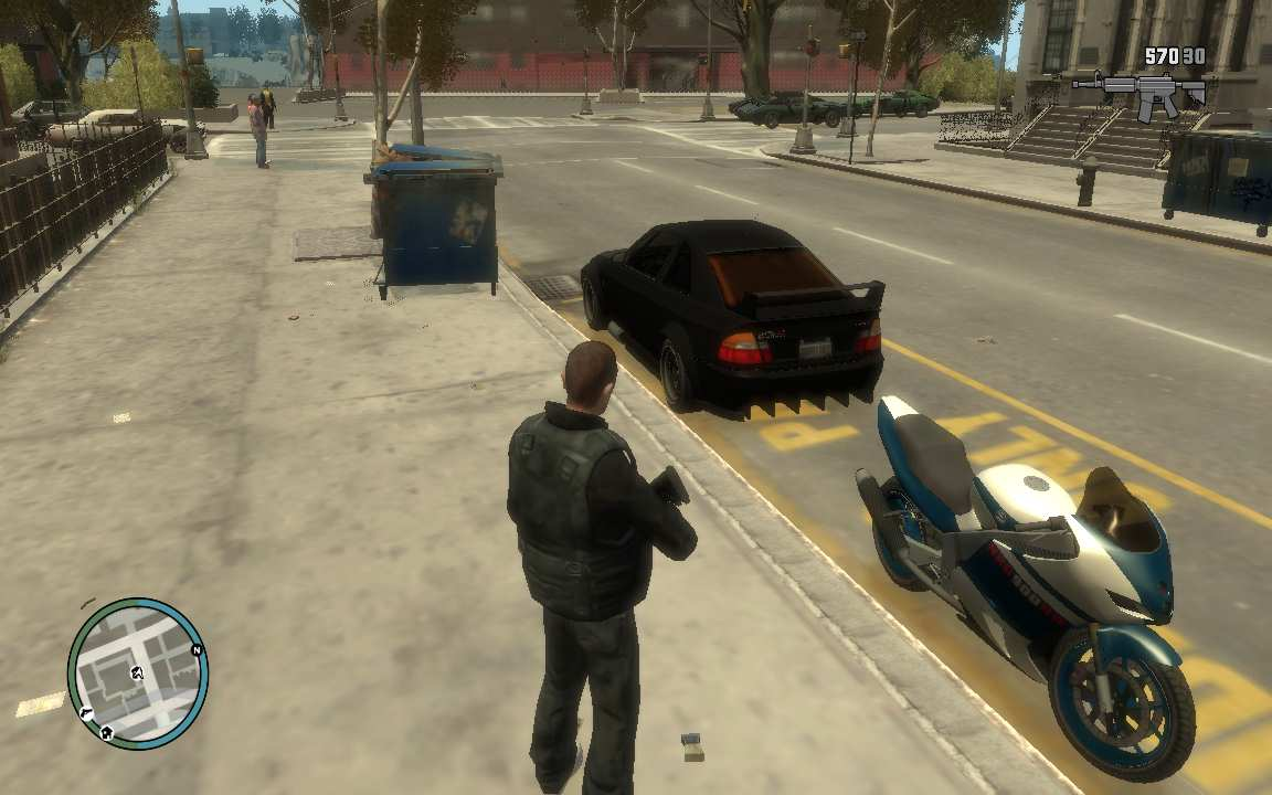 GTA IV 100% Save Game