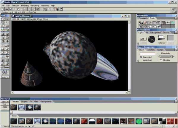 Strata 3D CX