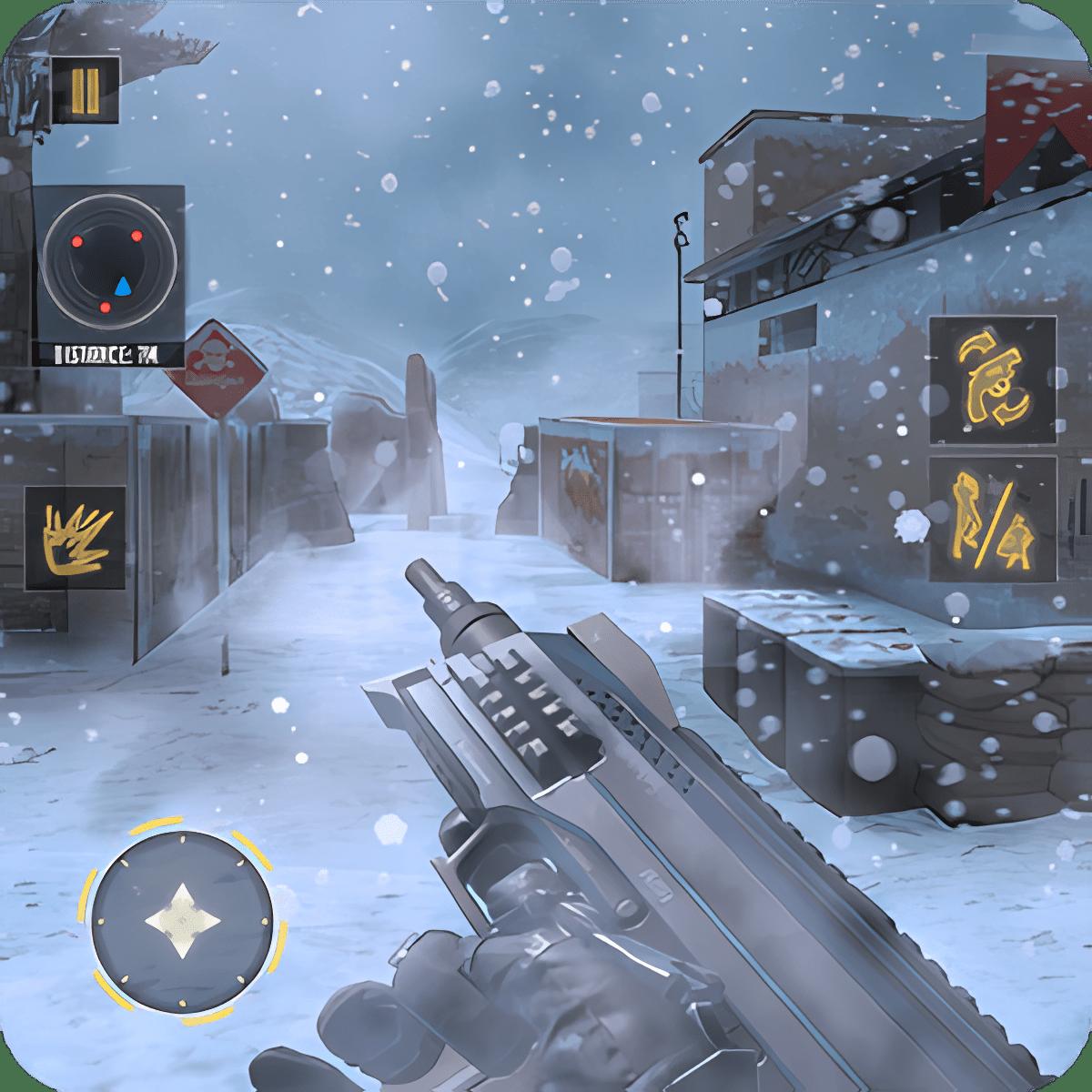 Frontline Critical World War Counter Fire Squad