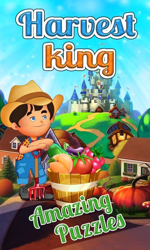 Farm Puzzle Harvest King
