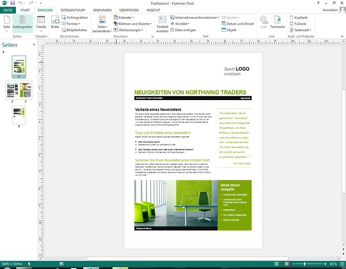 Ungewöhnlich Windows Publisher Vorlagen Fotos ...