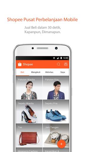 Shopee: Jual Beli di Ponsel